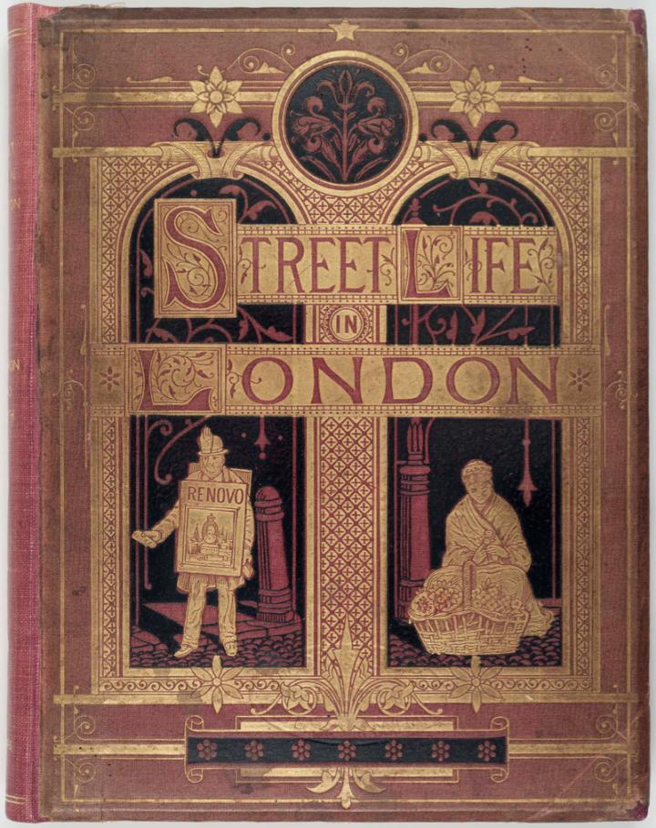 Street life in London - di John Thomson e Adolphe Smith (1877)